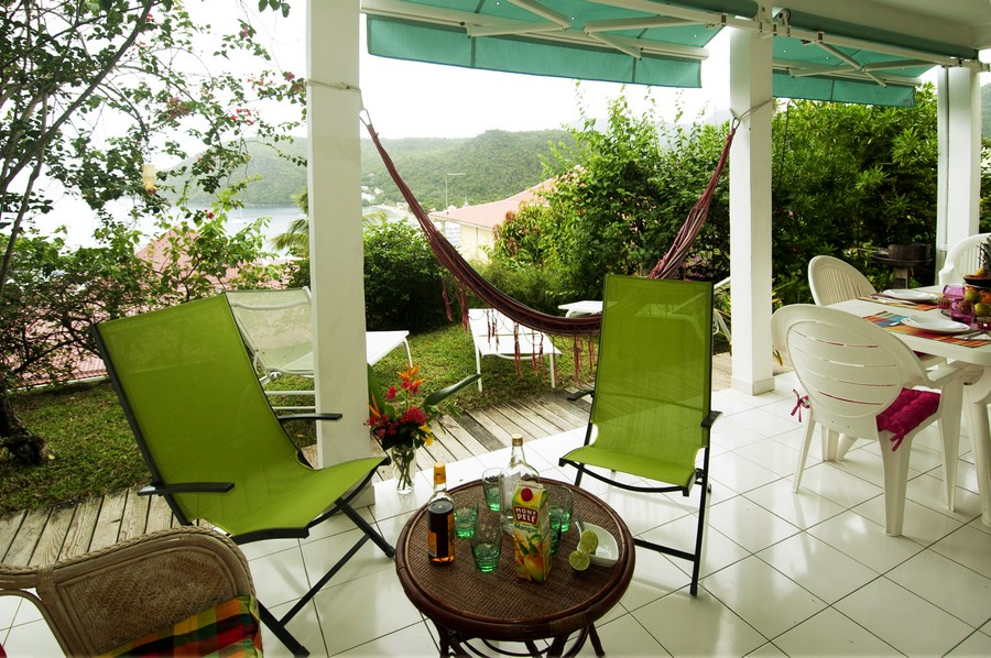 Villa Blanche – appartement Rez-de-jardin
