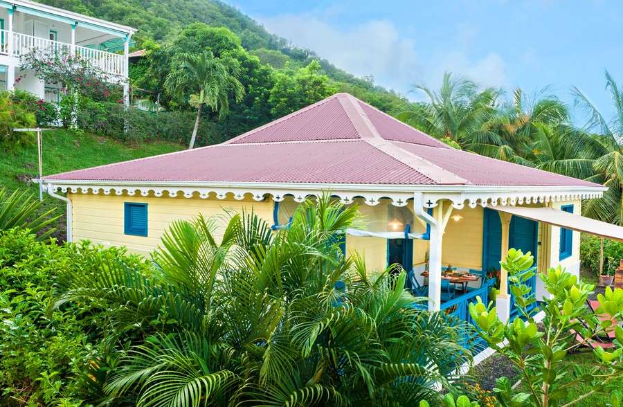 Villa Jaune (jusqu'à 6 personnes)