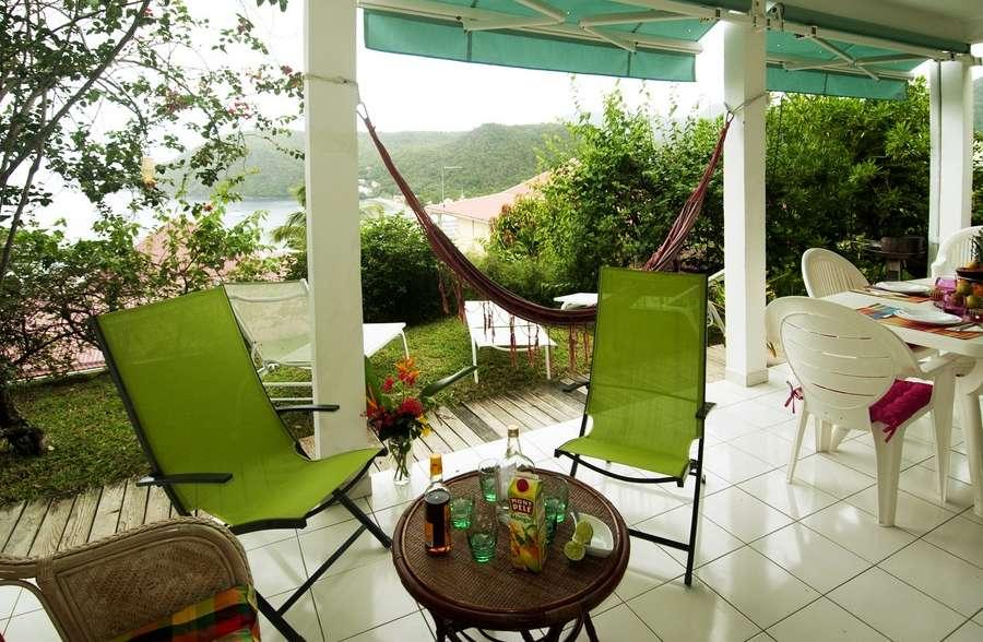 Villa Blanche – appartement Rez-de-jardin (jusqu'à 5 personnes)